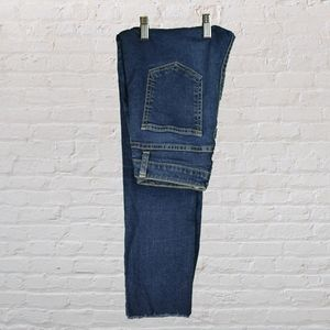 American Apparel Cropped Jeans